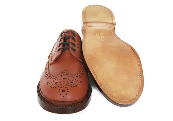 Menswear Essentials: Alfred Sargent Footwear