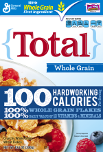 Total Cereal Box