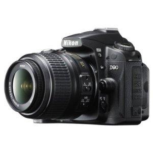 Nikon D90 12.3MP DX-Format CMOS Digital SLR Camera4