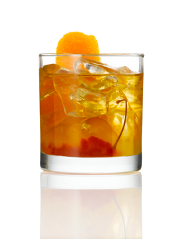2 GINGERS_New Fashioned Old Fashioned