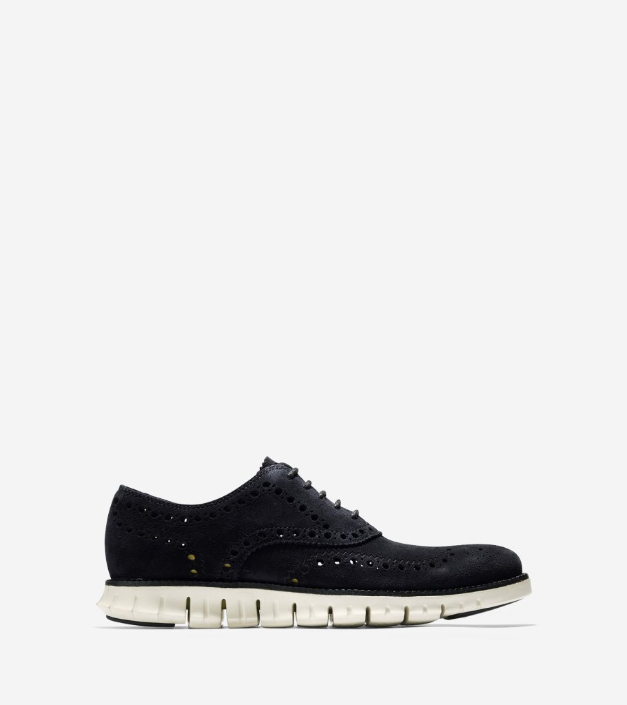 Cole Haan_ZeroGrand Wing Oxford_Black 2