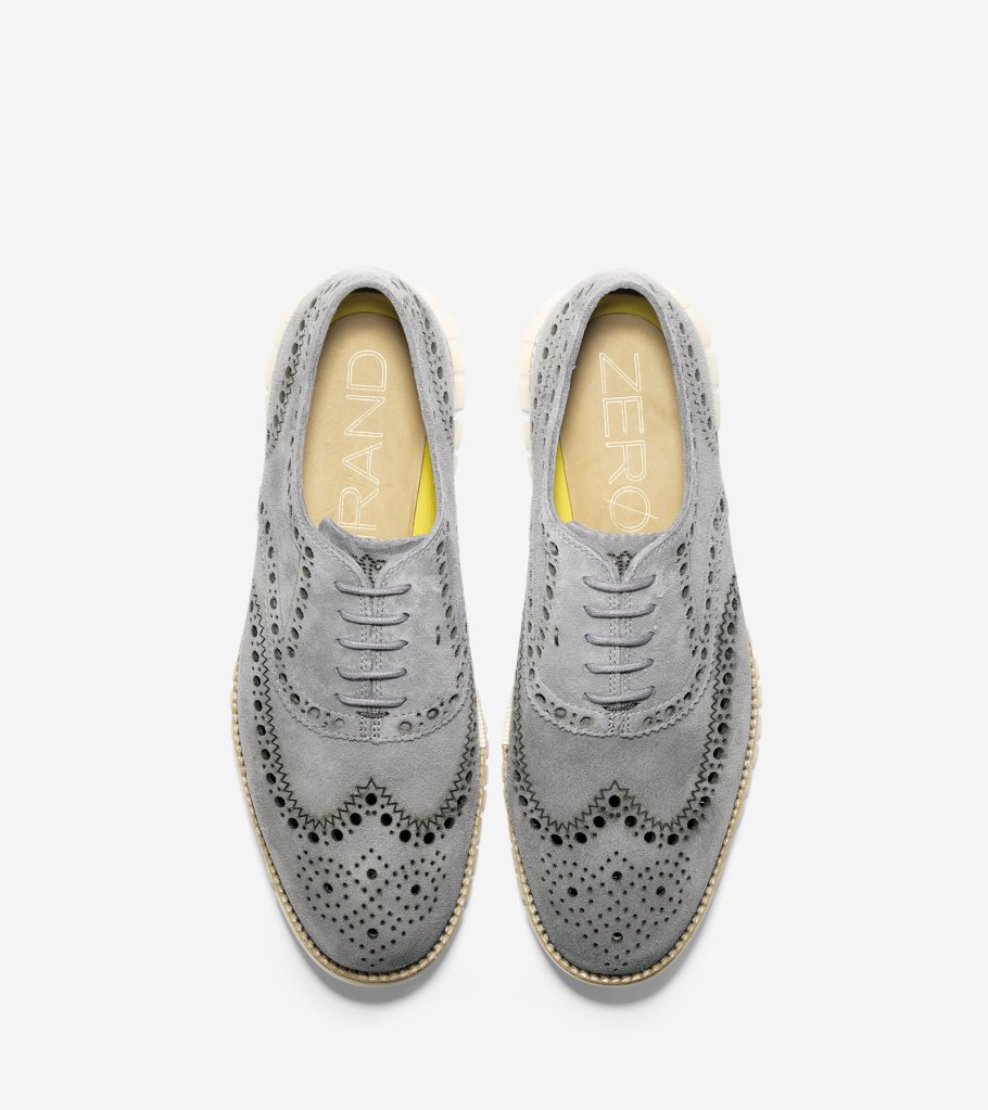 Cole Haan_ZeroGrand Wing Oxford_Ironstone 3