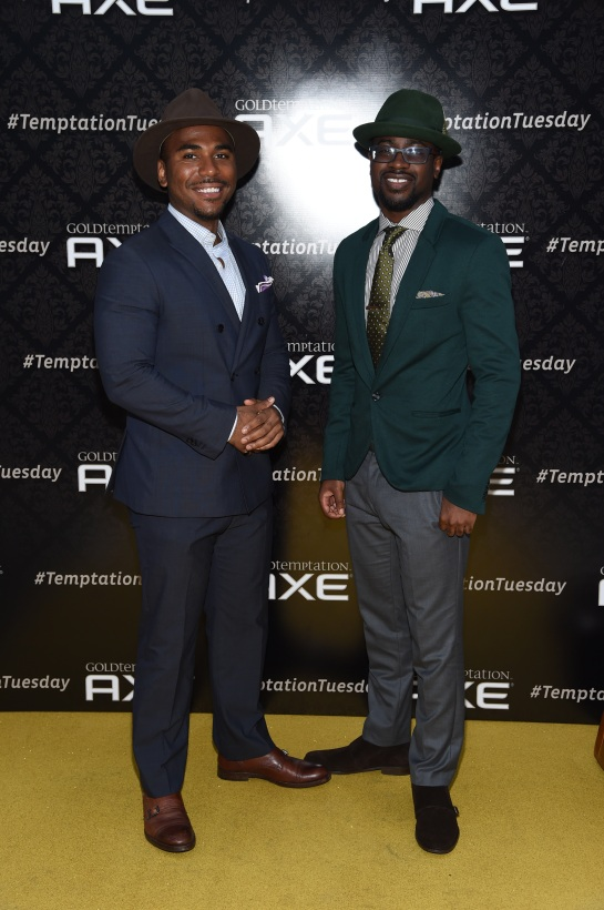 AXE Gold Temptation Product Launch Event