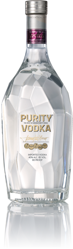 purity bottle