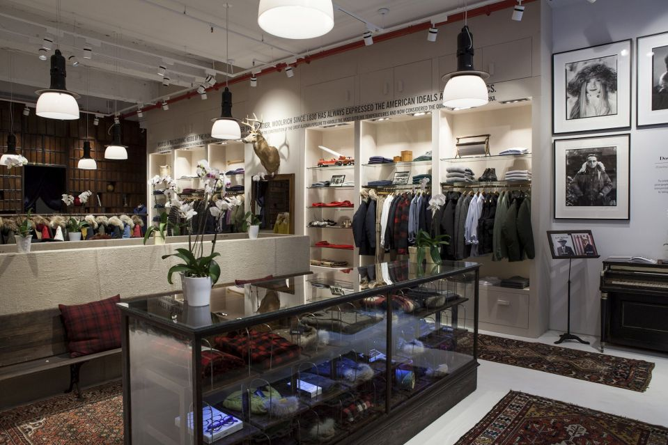 Woolrich Store Soho_Wide-3
